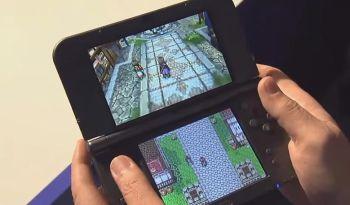 【悲報】3DS版ドラクエ11、フィールド上でキャラが米粒サイズになる