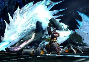 3DS「モンスターハンター4G」 ザボアザギル亜種が強すぎ! 防御520なのに10秒かからず乙ったwww