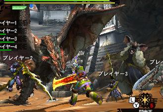 3DS「モンスターハンター4G」 最新攻略情報まとめ! 石ころ集め モンニャン隊バグ クシャル角破壊