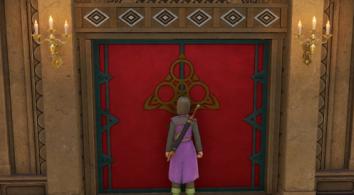 ゲームの主人公(大陸を消し飛ばす竜を討伐できる実力)「このドア開かないンゴオオオオ!」