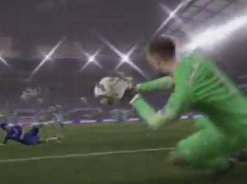 「FIFA 15」試合のカギを握るゴールキーパーに着目したトレーラー AI強化でますます進化