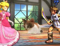 「大乱闘スマッシュブラザーズ 3DS/Wii U」 キャット&ドッグ、参戦!!!?
