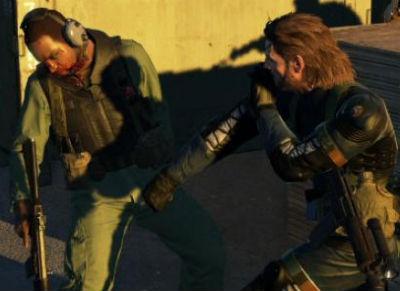 (おもしろ画像) 「メタルギア ソリッド V グラウンド・ゼロズ」で『戦場で仲良くなった兵士達とこれからピクニック』