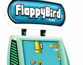 あの「Flappy Bird」がアーケードゲームで登場www