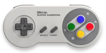 レトロゲームファン歓喜!「スーファミ」風のBluetoothコントローラーが発売決定!Android/iOS/PCに対応!!