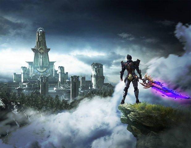 「ゼノブレイド2 黄金の国イーラ」 天の聖杯と呼ばれる謎のラスボス系ブレイドが発表!!