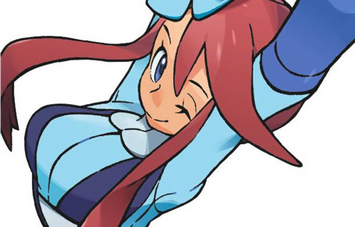 【画像】ポケモンのフウロとかいう公式女キャラwwww
