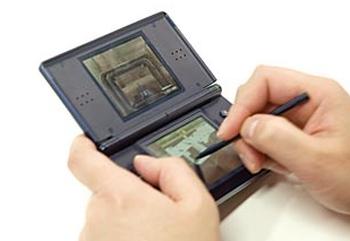 DS初期によくあったタッチペンでの操作を強要してくるゲームwwww