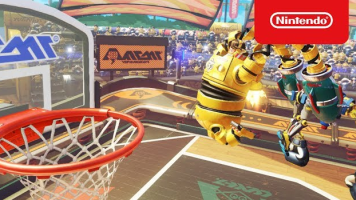 「ARMS」 新TVCM第5弾が公開!ミニゲームにスポット