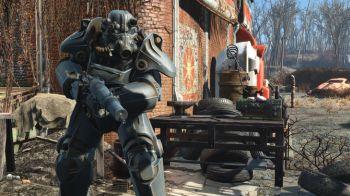 「Fallout4」 週末実施のPS4 Pro対応に向けた改善やブーストモードのパフォーマンス解析映像が公開!