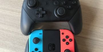 Switchのジョイコンとプロコンはどっちが優れてるか