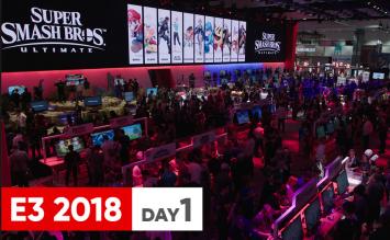 任天堂・レジー社長「E3は任天堂にとっても重要なイベント」 今後も継続的にE3へ出展する意向