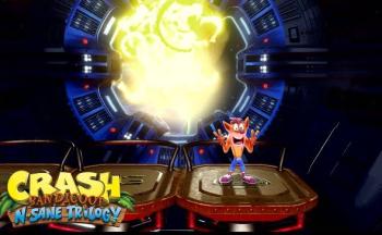 PS4「クラッシュ・バンディクー ブッとび3段もり!」 オリジナル比較ムービーが公開!