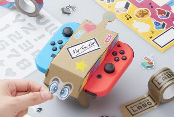 Nintendo Laboの発想は凄いけど値段高過ぎじゃね? ←むしろ安すぎなんだが