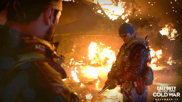 【速報】PS5「Call of Duty:Black Ops Cold War」まるで実写、臨場感ヤバ過ぎの最新トレーラー公開!