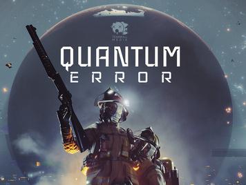 【速報】初のPS4/PS5マルチタイトル コズミックホラーFPS「QUANTUM ERROR」発表!!