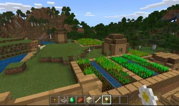 「マインクラフト」ってあと何をすればいいんだ?とりあえず家と家庭菜園は作った