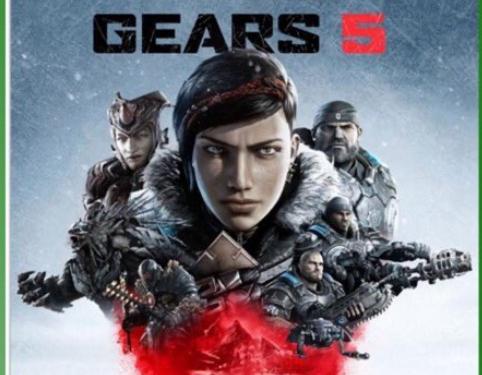 【画像】Xbox one「ギアーズオブウォー5」 のジャケットイラストが公開!