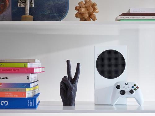 【朗報】Xbox Series Sさん、最高にインスタ映えするオサレハードだった!
