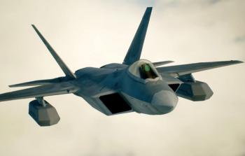 PS4/XB1「エースコンバット7 スカイズ・アンノウン」機体紹介トレーラー『F-22A』が公開!