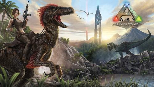 恐竜サバイバル PS4「ARK: Survival Evolved」 アナウンス、イントロダクショントレーラーが公開!