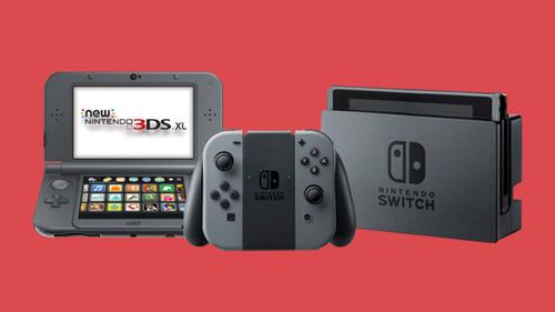 Switchの3DSっぽさが増してきた件