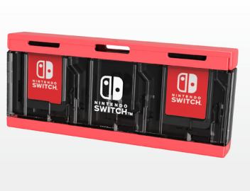 Switchのカード収納ケース何使ってる?
