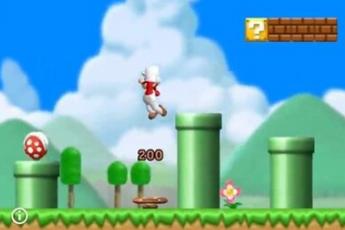 【悲報】中華さん、マリオのパクリゲーの広告に本家のプレイ動画を用いてしまう