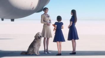 【悲報】「エースコンバット7」の犬が「ただの画像ではないか」と海外で話題にwwww