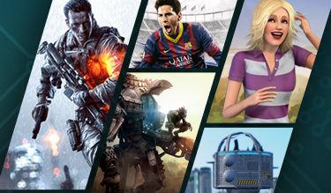 PCゲームプラットフォーム「Origin」で「タイタンフォール」「バトルフィールド4」「シムシティ」などが半額になるビッグセール『ギガバイト オファー』開催!!!
