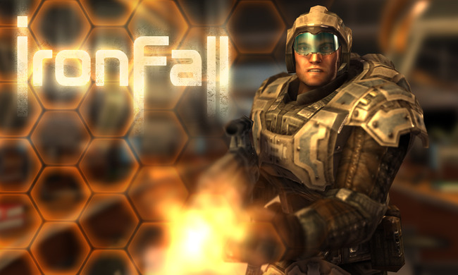 3DS向けTPS「IRONFALL」が、日本で配信決定!!!