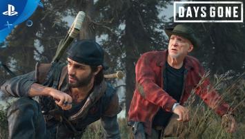 PS4「Days Gone」 ウェディングトレイラー公開!生き残りを賭けたゾンビサバイバル