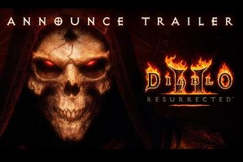 【速報】『ディアブロ2』がHDリマスター化! 「ディアブロ II リザレクテッド」Switch/PS5/PS4/XSX|Sで2021年発売決定キタ━━━⎛´・ω・`⎞━━━ッ!!