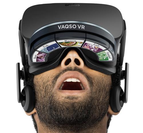 """【驚愕】ついにVRで""""匂い""""も再現可能に!『VAQSO VR』が凄い"""