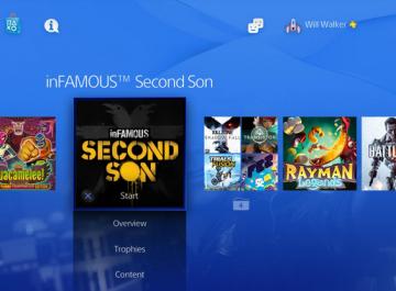 PS4の新OS画面がリーク!さらに洗練され使いやすくなったインターフェイス、新フォルダオプション機能など