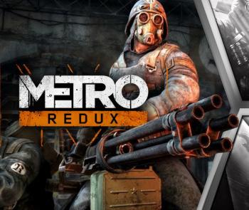 PS4/Xbox One「メトロ リダックス」 オリジナル版比較映像が公開!!