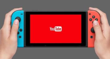 【速報】Nintendo Switch向け『Youtubeアプリ』近日中にリリース!?NoAのサイトに表示される (*アプリなしで視聴する方法もオマケ解説)