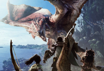 PS4「モンスターハンターワールド」が連続首位で150万本突破!「ドラゴンボールファイターズ」は6万8000本で登場!!・コンシュー マ週間販売ランキングTop20