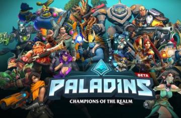 【郎報】2500万人以上がプレイする基本プレイ無料のチームシューティング『Paladins』、XB1/PC及びSwitchのクロスプレイに対応!!