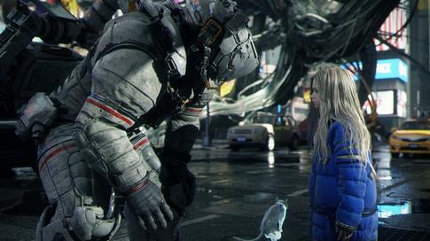 カプコン、PS5向け新作「プラグマタ」発表!ディストピア近未来・月面世界が舞台のSF大作アドベンチャー、2022年発売!!