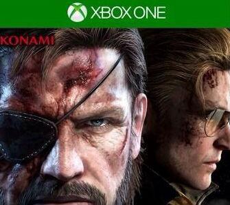 Xbox One発売記念! 「メタルギアソリッド5:GZ」のDL版が期間限定で980円に!