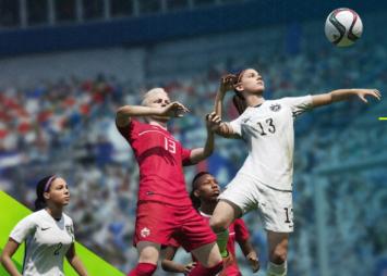 定番サッカーシリーズ 「FIFA 16」 が2015年9月に発売決定!最新作ではついに女子代表チームが使用可能に!!ファーストPV公開