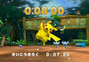 【画像】2006年にWiiで発売したポケモンのゲームのグラフィックwwww