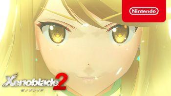 Switch「ゼノブレイド2」 アーカイブ動画『登場人物篇』公開