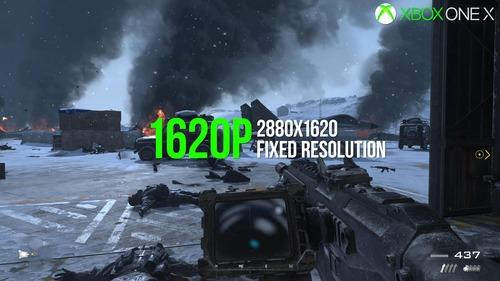 【悲報】「CoD:MW2リマスター」Xbox One X版をPS4 Proと全く同じグラフィックにしてしまい、メディアから酷評