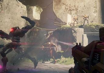 FPS「Destiny」 めちゃくちゃ広いワールドが用意されているらしいぞ! 「それぞれのマップが『リーチ』1個分』