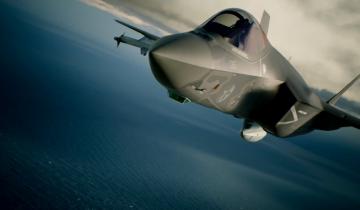 PS4/XB1「エースコンバット7 スカイズ・アンノウン」機体紹介トレーラー『F-35C』が公開!