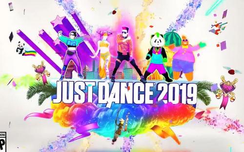 PS4/Switch「Just Dance 2019」が2018年10月発売決定!Wii&Wii U版もまだまだ現役リリース!!