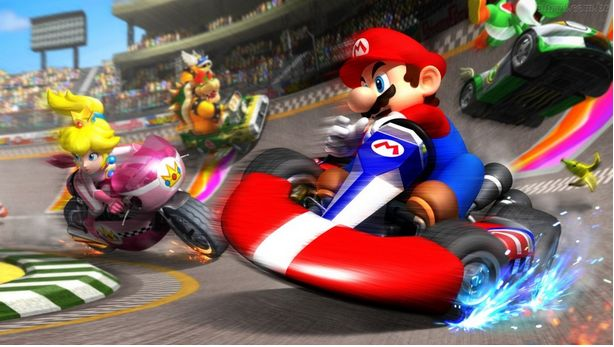WiiUが失敗なんてとんでもない!海外ではミリオン連発、「New スーパーマリオ U」に続き「マリオカート8」が2本めのミリオンに!!