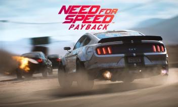 PS4/XB1「ニード・フォー・スピード ペイバック」 gamescom2017トレイラーが公開!